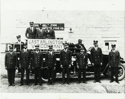 Photograph of the East Arlington Volunteer Fire Company
