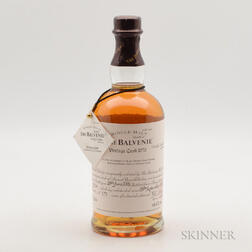 Balvenie Vintage Cask 30 Years Old 1970, 1 750ml bottle
