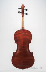 English Viola, Dominic Excell, Brighton, 1986