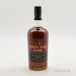 Highland Park 19 Years Old 1986, 1 750ml bottle