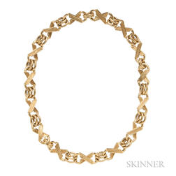 18kt Gold Necklace, Schlumberger, Tiffany & Co.
