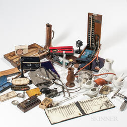 Collection of Medical Antiques and Apparatus