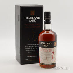 Highland Park 35 Years Old 1968, 1 70cl bottle (owc)