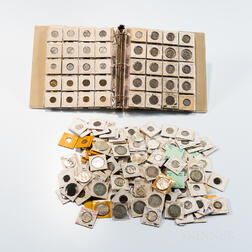 Extensive Group of Kingdom and Republic of Italy Coins