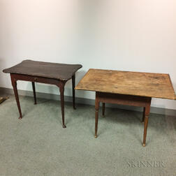 Two Primitive Tables