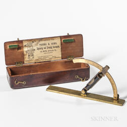 Young & Sons Field Clinometer