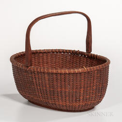 Nantucket Swing-arm Basket