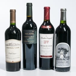 Mixed Reds, 4 bottles