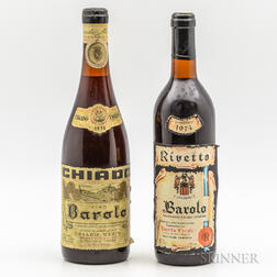 Barolo Duo, 2 bottles