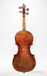 German Violin, Ascribed to Johann Karl Klotz