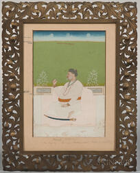 Portrait of Rawal Barisal