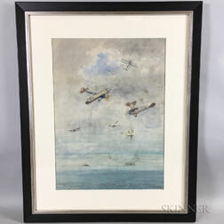 V. Allan's Dogfight over the Ocean ,