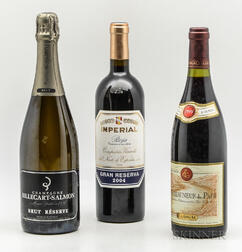 Worldwide Wine, 3 bottles