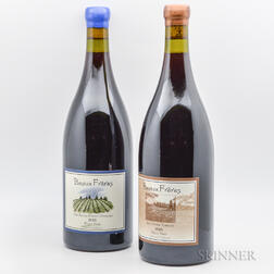 Beaux Freres, 2 double magnums