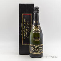 Pol Roger Sir Winston Churchill 1990, 1 bottle (ogb)