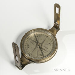 W&S Jones Diminutive Surveyor's Compass