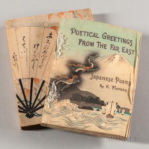 Poetical Greetings from the Far East: Japanese Poems by K. Florenz