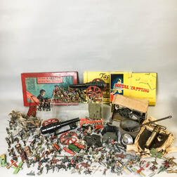 Group of Early 20th Century Toys