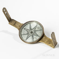 Benjamin Rittenhouse Surveyor's Compass
