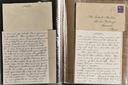 Collection of Letters from the Shakers to Erhart Muller
