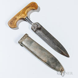 Gambler's Companion Knife