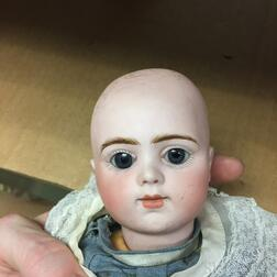 Bru Jne Bisque Head Doll