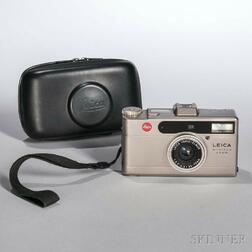 Leica Minilux Zoom Point-and-shoot Camera