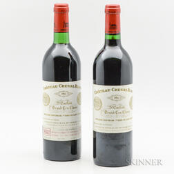 Chateau Cheval Blanc 1982, 2 bottles