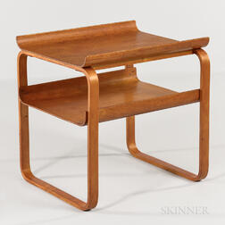 Alvar Aalto for Finsven Model 915 Occasional Table