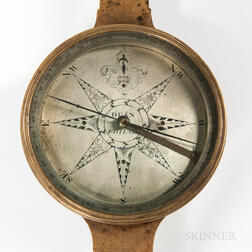 William Dean Surveyor's Compass