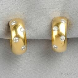 18kt Gold and Diamond