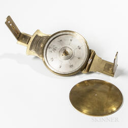 Thomas Biggs Vernier Compass