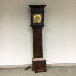 Webster Thirty-hour Tall Clock
