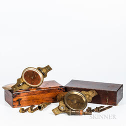 Two Young Surveyor's Compasses