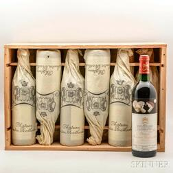 Chateau Mouton Rothschild 1986, 12 bottles (owc)