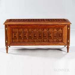 Richard Scott Newman Blanket Chest
