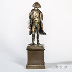 Bronze Figure of Napoleon
