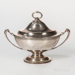 Ball, Black & Co. Sterling Silver Tureen