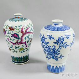 Two Meiping   Vases