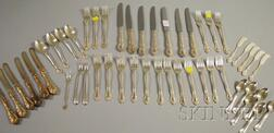 Gorham Sterling Silver Partial Flatware Service