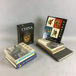 Group of Asian Research Books