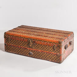 Louis Vuitton Cabin Steamer Trunk