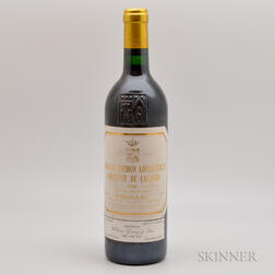 Chateau Pichon Lalande 1990, 1 bottle