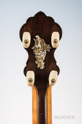 A.C. Fairbanks Whyte Laydie No. 7 Five-string Banjo, c. 1908