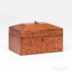 Small Putty Painted Box