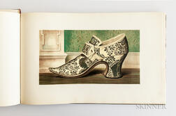 Greig, Thomas Watson (d. 1912) Ladies' Old-Fashioned Shoes   [bound with] Supplement to Old-Fashioned Shoes.