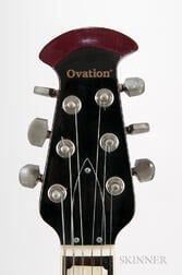Ovation Ultra GP 1431-E Electric Guitar, 1984