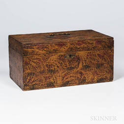 Putty-painted Document Box