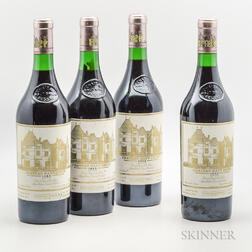 Chateau Haut Brion 1983, 4 bottles