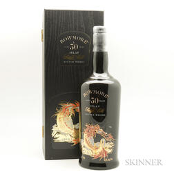 Bowmore Sea Dragon 30 Years Old, 1 750ml bottle (pc)